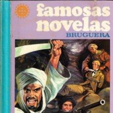 Tebeos: FAMOSAS NOVELAS BRUGUERA VOLUMEN XVII - 1ª EDICIÓN 1979. . Lote 181077762