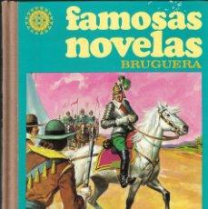 Tebeos: FAMOSAS NOVELAS BRUGUERA TOMO XVIII - 12 - EDT. BRUGUERA, 1ª EDICIÓN, 1981.. Lote 181083701