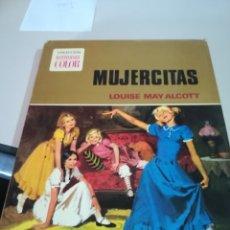 Tebeos: MUJERCITAS, LOUISE MAY ALCOTT,HISTORIAS COLOR Nº 6,BRUGUERA,PRIMERA ED.,AÑO 1973 REF. GAR 123. Lote 181168568