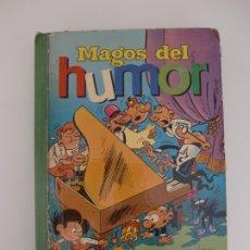 Tebeos: MAGOS DEL HUMOR / VOLUMEN XXI / BRUGUERA / 1ª EDICION 1975. Lote 181220125