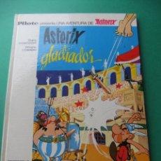 Tebeos: ASTERIX COLECCION PILOTE ASTERIX GLADIADOR EDITORIAL BRUGUERA 1968. Lote 181336290