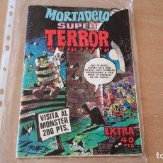 Tebeos: MORTADELO EXTRA SUPER TERROR N° 3. Lote 181545363