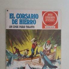 Tebeos: EL CORSARIO DE HIERRO. SERIE ROJA. Nº 23. BRUGUERA.. Lote 181607195