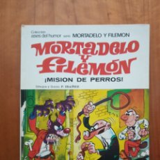 Tebeos: TEBEO MORTADELO Y FILEMÓN. Lote 181617500