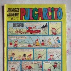 Tebeos: BRUGUERA - REVISTA JUVENIL PULGARCITO NUM. 1993. Lote 181713436