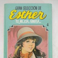 Tebeos: GRAN SELECCION DE ESTHER Nº4/TU MEJOR AMIGA/BRUGUERA. . Lote 181757803