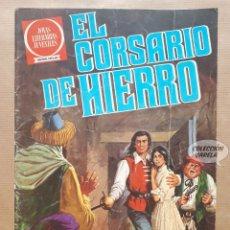 Tebeos: EL CORSARIO DE HIERRO - SERIE ROJA - Nº 53 - EL RAPTO DE LA DONCELLA - BRUGUERA - JMV. Lote 181759248