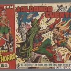 Tebeos: EL CACHORRO 129, 1956, BRUGUERA, USADO. Lote 181868723