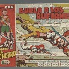 Tebeos: EL CACHORRO 108, 1955, BRUGUERA, USADO. Lote 181869031