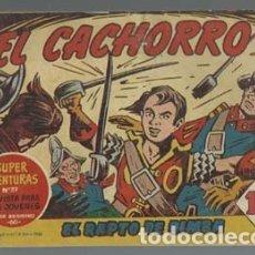 Tebeos: EL CACHORRO 171, 1958, BRUGUERA, USADO. Lote 181869383