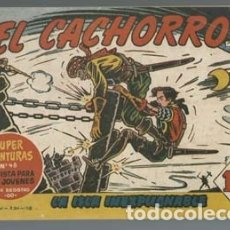 BDs: EL CACHORRO 174, 1958, BRUGUERA, BUEN ESTADO. Lote 181869615
