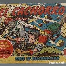 Tebeos: EL CACHORRO 173, 1958, BRUGUERA, USADO. Lote 181869770