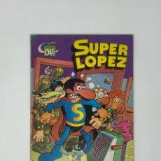 Tebeos: SUPER LÓPEZ - LOS ALIENIGENAS- EDITORIAL BRUGERA 1983.. Lote 181738258