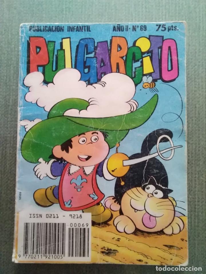 PULGARCITO Nº 69 - AÑO 1982 (Tebeos y Comics - Bruguera - Pulgarcito)