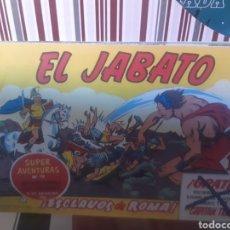 Tebeos: TEBEOS-CÓMICS CANDY - EL JABATO - LOTE DE 12 - BRUGUERA - AA99. Lote 181911942