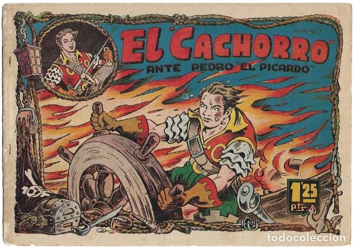 EL CACHORRO Nº 21 ORIGINAL BUEN ESTADO - VER- LEER (Tebeos y Comics - Bruguera - El Cachorro)