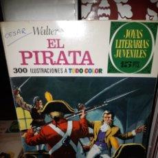 Tebeos: TEBEOS-CÓMICS CANDY - JOYAS LITERARIAS JUVENILES 6 - 2 ED. - BRUGUERA - AA99. Lote 181964528