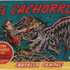 Tebeos: EL CACHORRO Nº 193 ORIGINAL BUEN ESTADO - VER. Lote 181965383