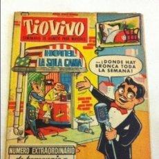 Tebeos: TIO VIVO -EXTRA EL ZORRO -MUY BIEN CONSERVADO. Lote 181979083