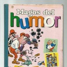 Tebeos: MAGOS DEL HUMOR II, 1971, BRUGUERA, BUEN ESTADO. Lote 181998881