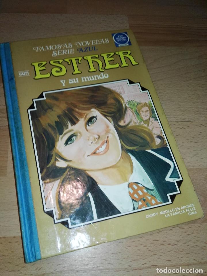 TOMO 6 ESTHER 1ª EDICIÓN (Tebeos y Comics - Bruguera - Esther)