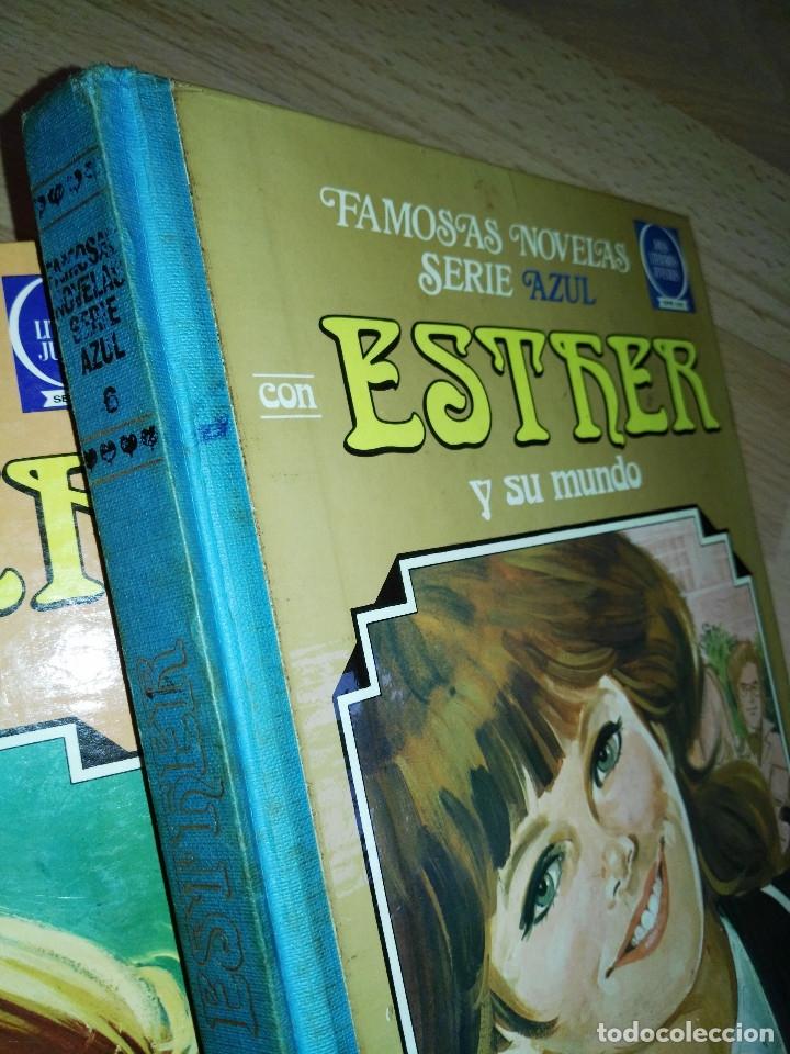 Tebeos: Tomo 6 Esther 1ª edición - Foto 2 - 182017741