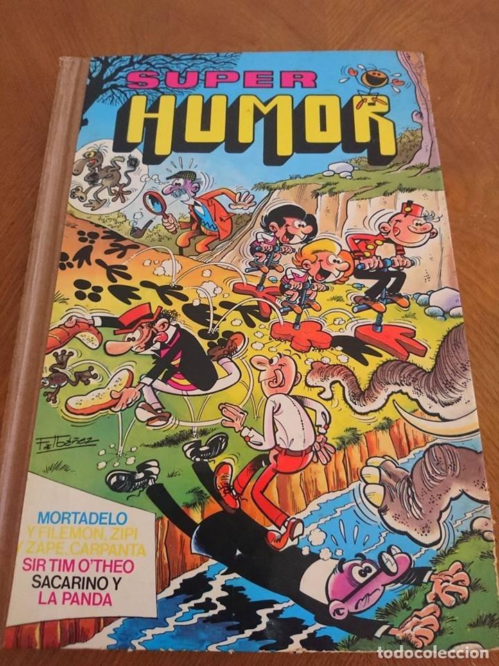 COLECCIÓN SUPER HUMOR VOLUMEN Nº XXVI 2ª EDICIÓN. 1981. (Tebeos y Comics - Bruguera - Super Humor)