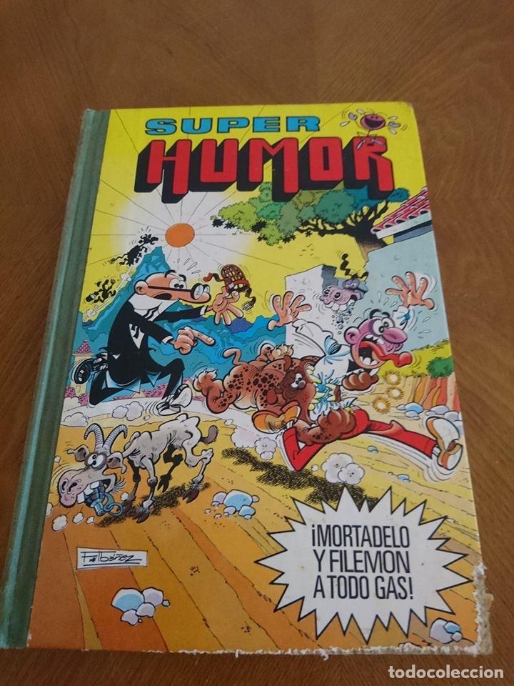 COLECCIÓN SUPER HUMOR VOLUMEN Nº XXXV 1ª EDICIÓN. 1981. (Tebeos y Comics - Bruguera - Super Humor)