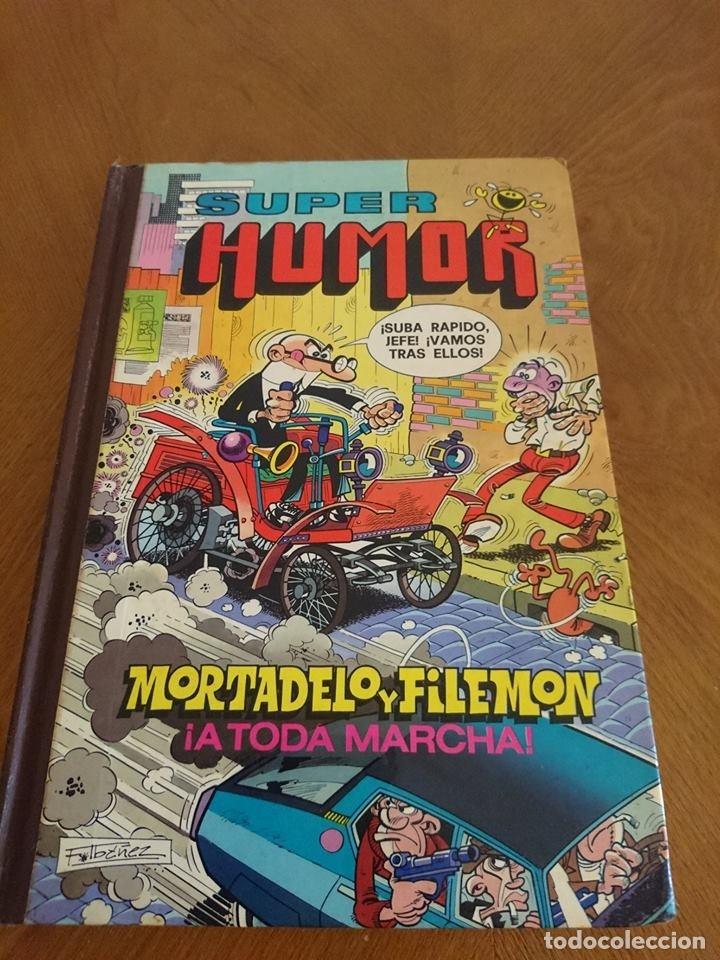COLECCIÓN SUPER HUMOR VOLUMEN Nº XXI 3ª EDICIÓN. 1982. (Tebeos y Comics - Bruguera - Super Humor)