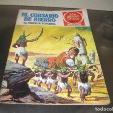 Tebeos: EL CORSARIO DE HIERRO - NUMERO 7 SERIE ROJA. Lote 182113033