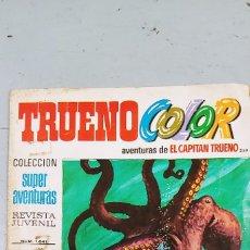 Tebeos: TRUENO COLOR Nº 259 BRUGUERA 1974. Lote 182167405