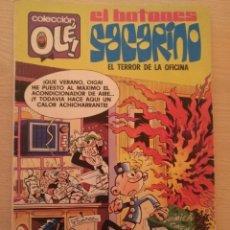 Tebeos: EL BOTONES SACARINO - COLECCION OLE - EDITORIAL BRUGUERA Nº 132 (1979) . Lote 182217626
