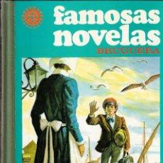 Tebeos: FAMOSAS NOVELAS BRUGUERA TOMO VI - 6 - EDT. BRUGUERA, 2ª EDICIÓN, 1981.. Lote 182273366