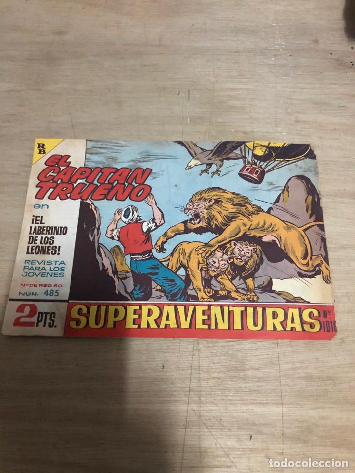 EL CAPITÁN TRUENO (Tebeos y Comics - Bruguera - Capitán Trueno)