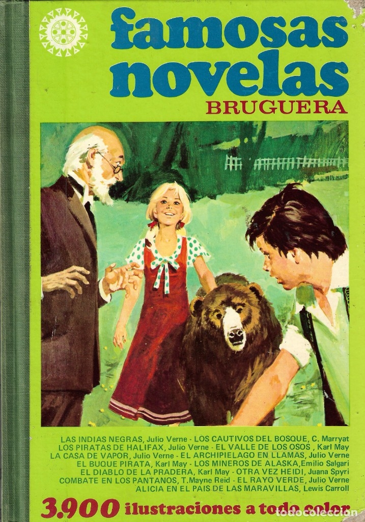 FAMOSAS NOVELAS BRUGUERA TOMO XI - 11 - EDT. BRUGUERA, 1ª EDICIÓN, 1978. (Tebeos y Comics - Bruguera - Otros)