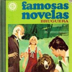 Tebeos: FAMOSAS NOVELAS BRUGUERA TOMO XI - 11 - EDT. BRUGUERA, 1ª EDICIÓN, 1978.. Lote 182297390