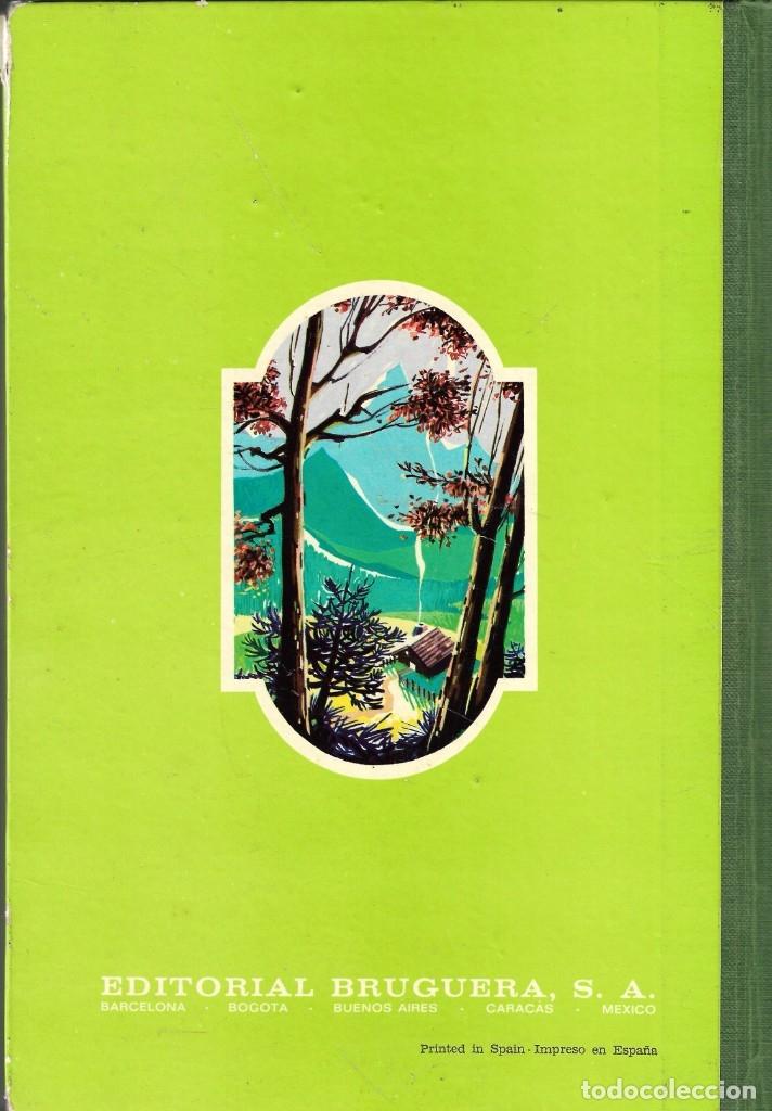 Tebeos: FAMOSAS NOVELAS BRUGUERA TOMO XI - 11 - EDT. BRUGUERA, 1ª Edición, 1978. - Foto 2 - 182297390