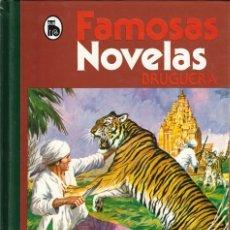Tebeos: FAMOSAS NOVELAS BRUGUERA TOMO XIX - 19 - EDT. BRUGUERA, 1ª EDICIÓN, 1982.. Lote 182298550