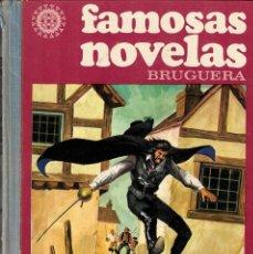 Tebeos: FAMOSAS NOVELAS BRUGUERA TOMO VIII - 8 - EDT. BRUGUERA, 1ª EDICIÓN, 1977.. Lote 182301752
