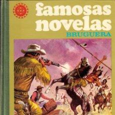 Tebeos: FAMOSAS NOVELAS BRUGUERA TOMO XVI - 16 - EDT. BRUGUERA, 1ª EDICIÓN, 1979.. Lote 182316387