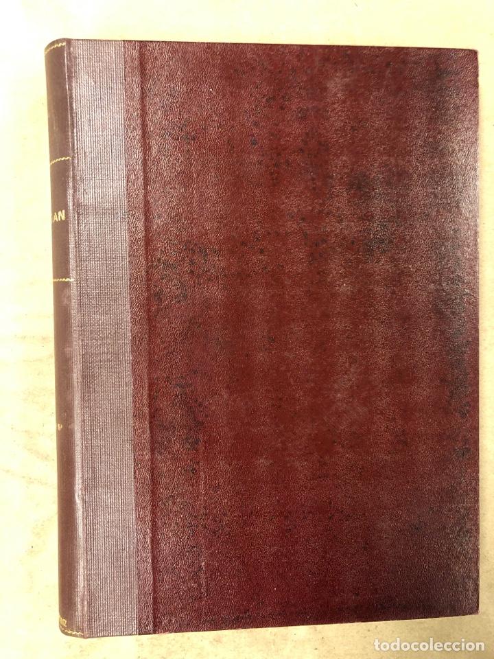 Tebeos: TOMO CON 16 TEBEOS ENCUADERNADOS DIN DAN EDITORIAL BRUGUERA 1969/70. - Foto 2 - 182332846