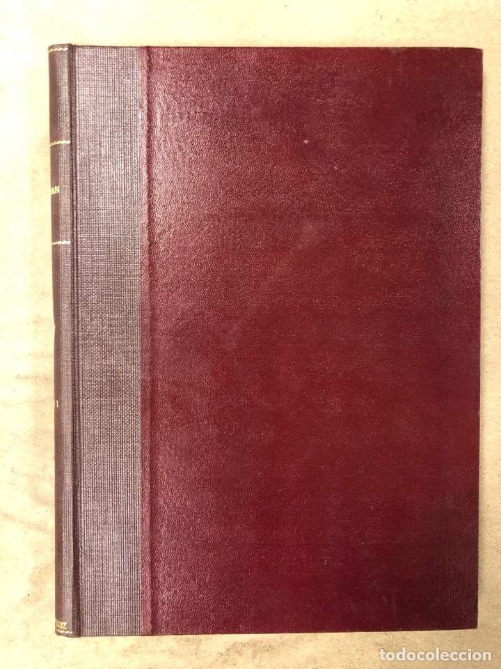 Tebeos: TOMO CON 10 TEBEOS ENCUADERNADOS DIN DAN EDITORIAL BRUGUERA 1968/69. - Foto 2 - 182333022