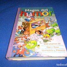 Tebeos: TOMO MAGOS DEL HUMOR VOLUMEN VI DE EDITORIAL BRUGUERA BUEN ESTADO. Lote 182351602