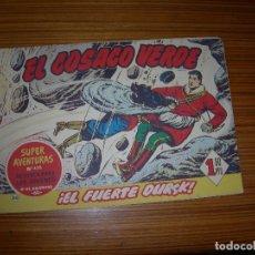 Tebeos: EL COSACO VERDE Nº 66 EDITA BRUGUERA . Lote 182366926