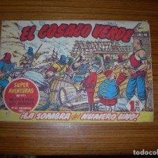 Tebeos: EL COSACO VERDE Nº 67 EDITA BRUGUERA . Lote 182366993