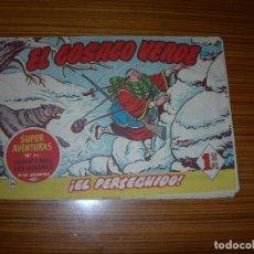 Tebeos: EL COSACO VERDE Nº 54 EDITA BRUGUERA . Lote 182367101