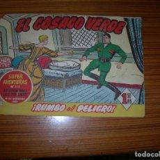 Tebeos: EL COSACO VERDE Nº 11 EDITA BRUGUERA . Lote 182367242