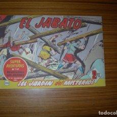 Tebeos: EL JABATO Nº 255 EDITA BRUGUERA . Lote 182368788