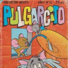Tebeos: PUBLICACIÓN INFANTIL PULGARCITO AÑO II Nº 75. Lote 182418277