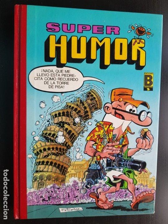 TEBEO / CÓMIC SUPER HUMOR N 19 NUEVO EDICIONES B 1990 MORTADELO Y FILEMÓN (Tebeos y Comics - Bruguera - Super Humor)